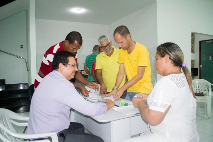 Sindicalizados elegem diretoria do SEATA para o quadriênio 2018/2022