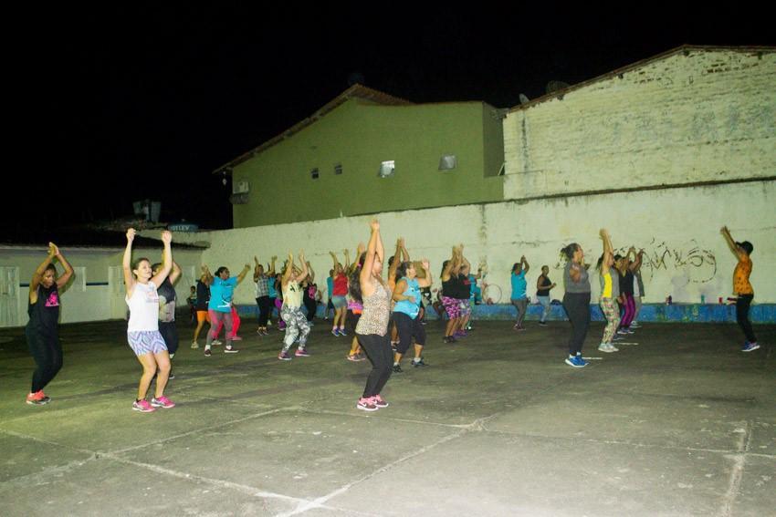 Prefeitura de Atalaia oferece aulas gratuitas de aeróbica à população