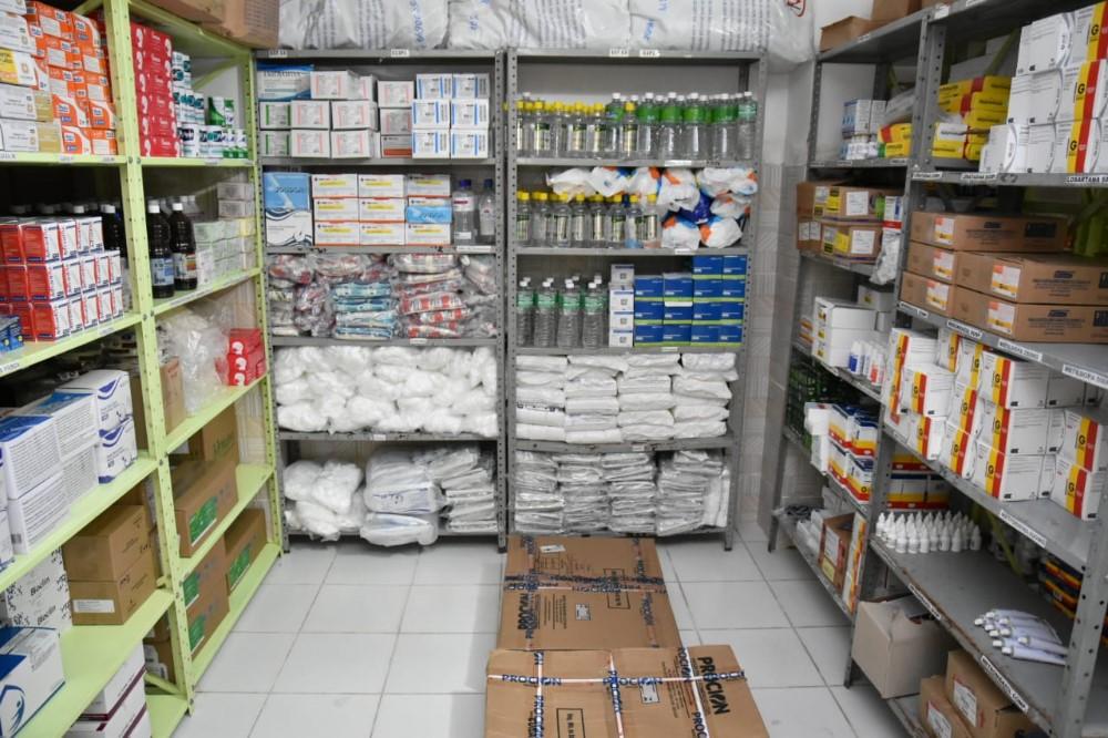 Convênio com o Conisul vem garantindo o abastecimento da Farmácia Básica em Atalaia