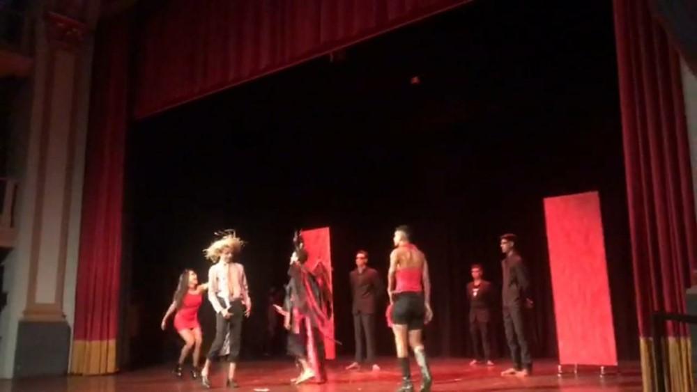Alunos do CEPP dão show em mais uma participação no Festival Estudantil de Teatro de AL