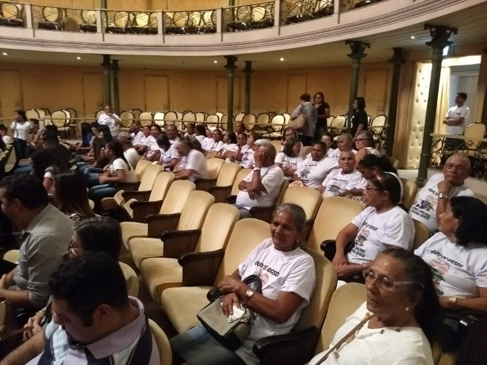 Prefeitura de Atalaia proporciona momento cultural a idosos e adolescentes assistidos pela Semas