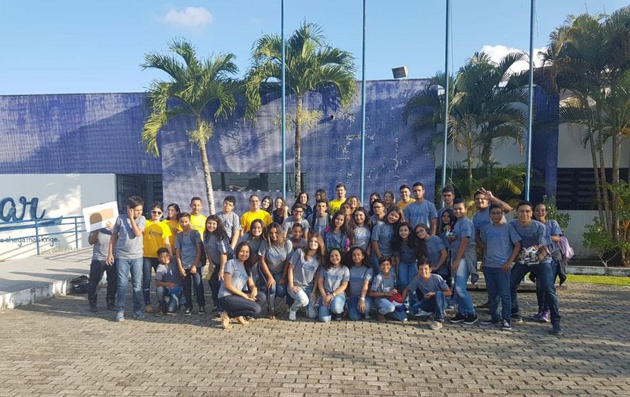 Colégio Inovar mantém Atalaia em destaque na Robótica Nacional