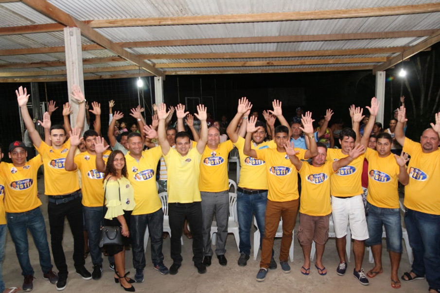 Deputado Estadual Ricardo Nezinho obteve 697 votos na cidade de Atalaia.