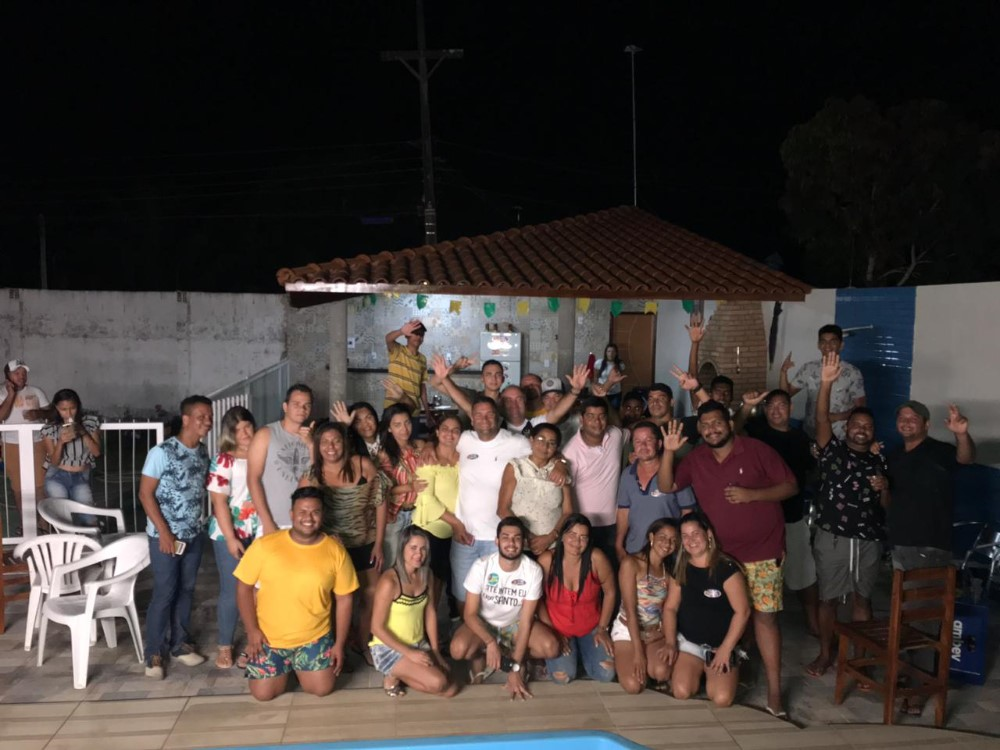 Vereador Toni Barros e Deputado Estadual Ricardo Nezinho agradecem aos 697 votos obtidos na cidade de Atalaia