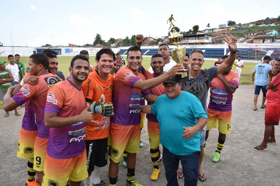 Nos pênaltis, Deus É Fiel conquista o título da 2ª divisão do Atalaiense de Futebol Amador