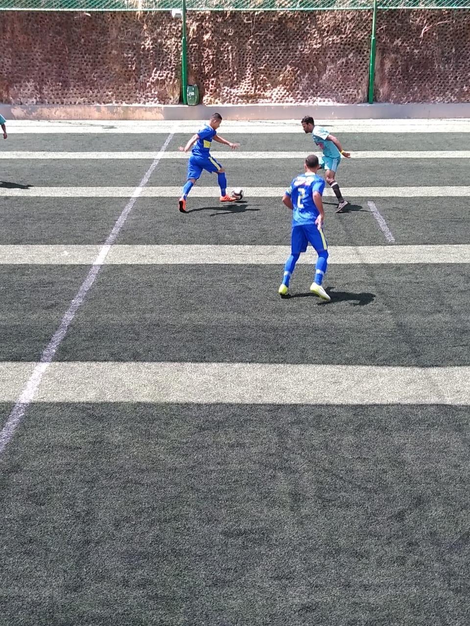 Elite FC estreia com vitória na série Bronze do Alagoano de Fut7