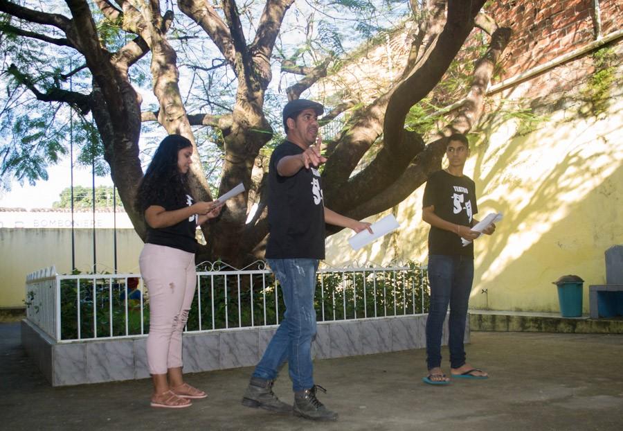 Pelo 2º ano consecutivo, alunos do CEPP irão representar Atalaia em Festival Estudantil de Teatro