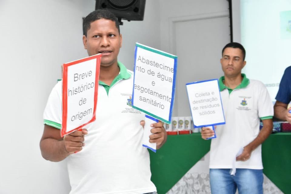 Chico Vigário prestigia o encerramento do Curso de Qualificação para Agentes de Combate a Endemias