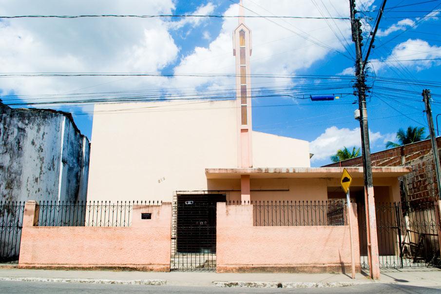 1ª Igreja Batista Evangélica de Atalaia