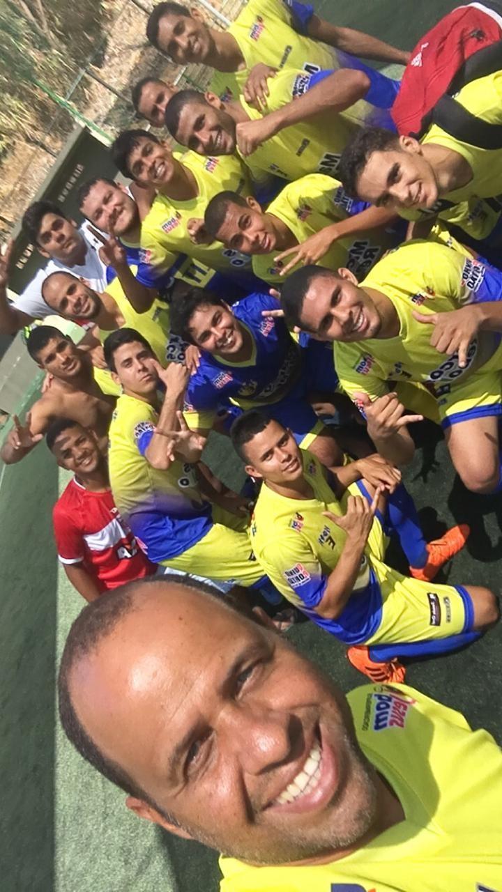 Com goleada, Elite FC garante vaga nas oitavas de final da Série Bronze