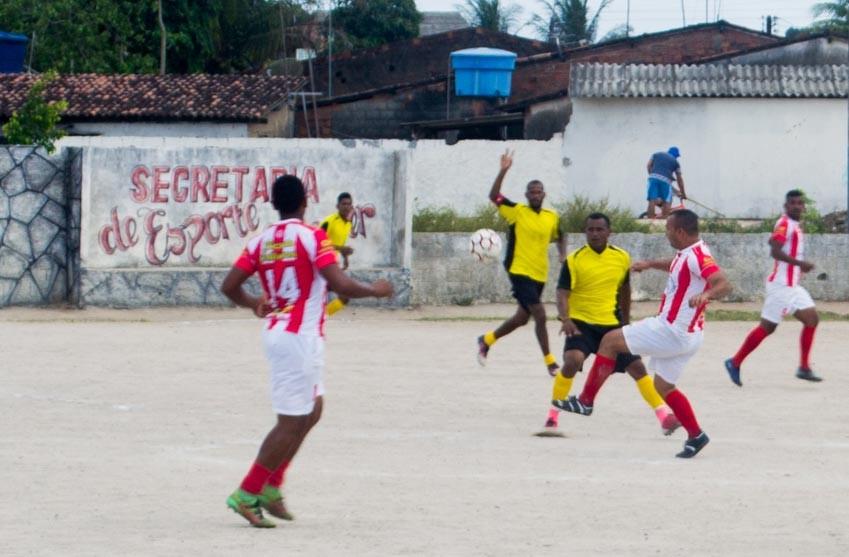 Equilíbrio marca a segunda rodada da 1ª divisão do atalaiense de futebol