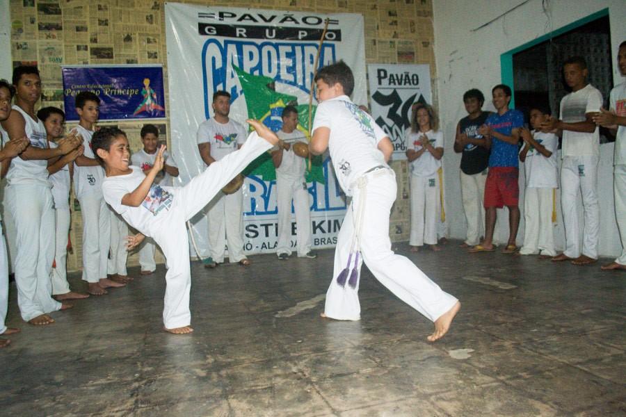 Mestre Pavão completa 30 anos de dedicação ao desenvolvimento da Capoeira