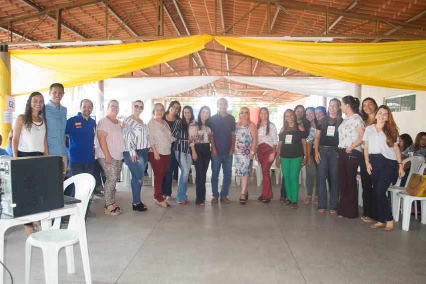 Atalaia sedia encontro da SEADES voltado para os Supervisores e Visitadores do Programa Criança Feliz da região Serrana dos Quilombos