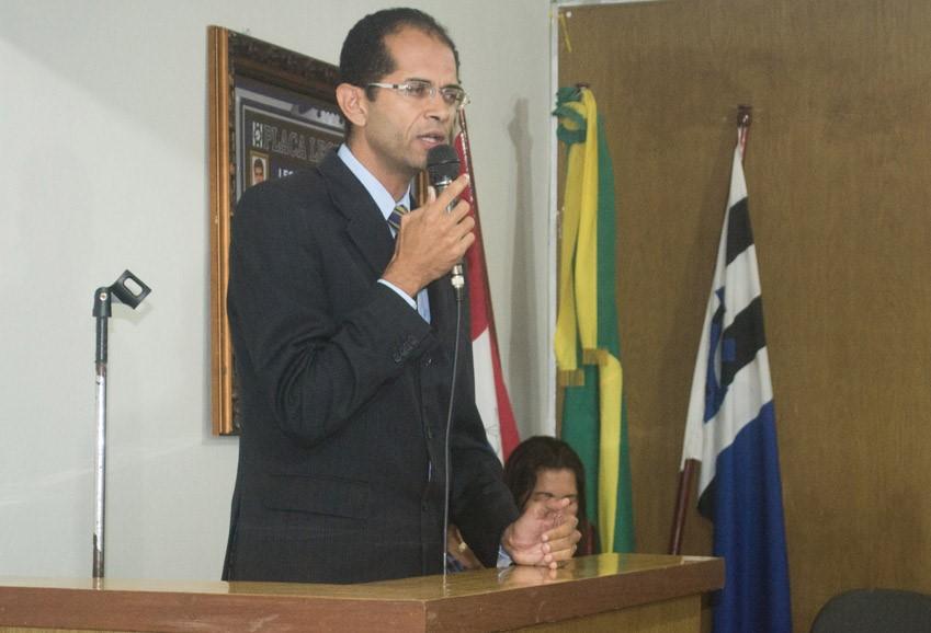 Sessão Ordinária da Câmara Municipal de Atalaia do dia 20 de novembro de 2018