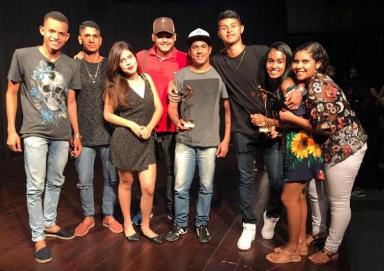 CEPP conquista estatuetas em duas categorias no 22º Festival Estudantil de Teatro de Alagoas
