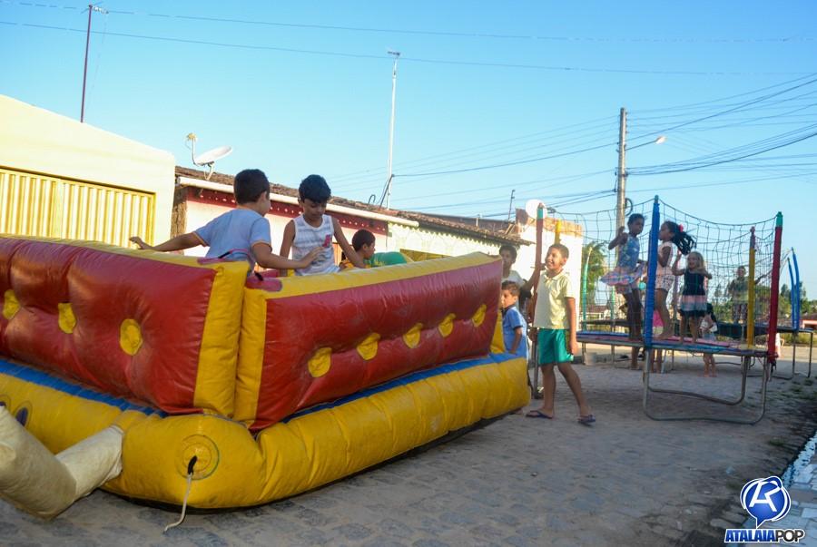 Elza Barros Produções e Eventos realiza a segunda edição do Natal Feliz na Vila, no Bairro 21