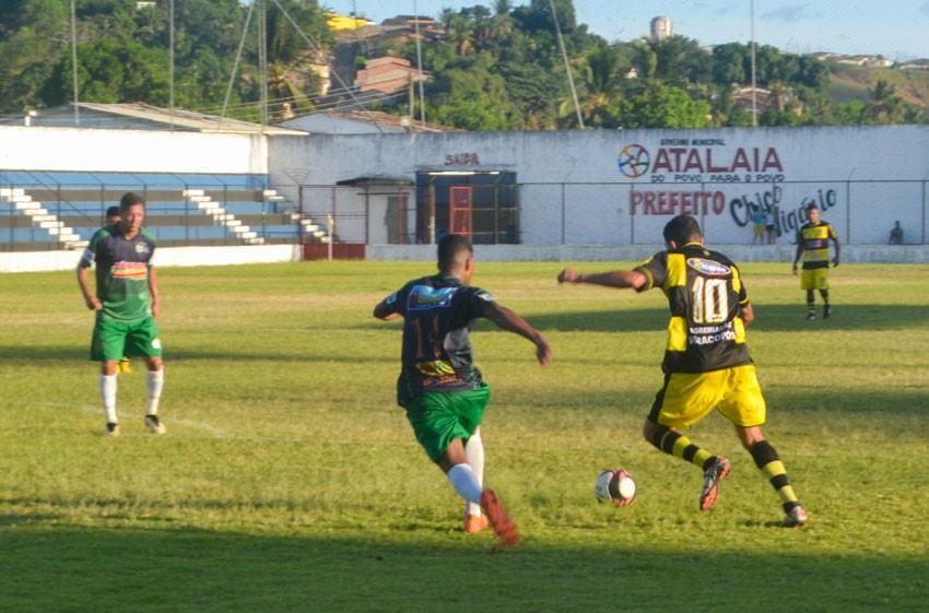 Show de Bola e Vira Copo fazem a grande final da 1ª Divisão do Atalaiense de Futebol Amador