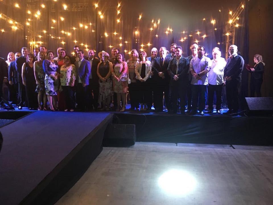 Chico Vigário prestigia solenidade de entrega do Prêmio de Qualidade da Educação Municipal às Escolas Jabes Francisco e Lúcio Fidelis