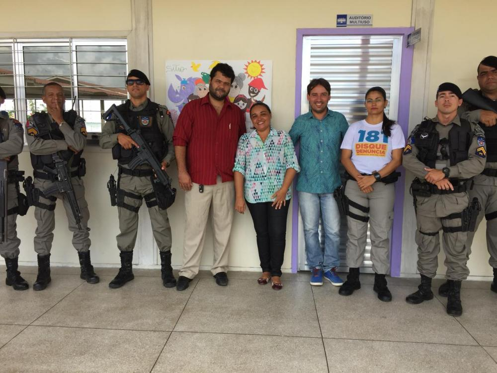 Projeto da Semed Atalaia visa prevenir o tráfico e o uso de drogas no ambiente escolar