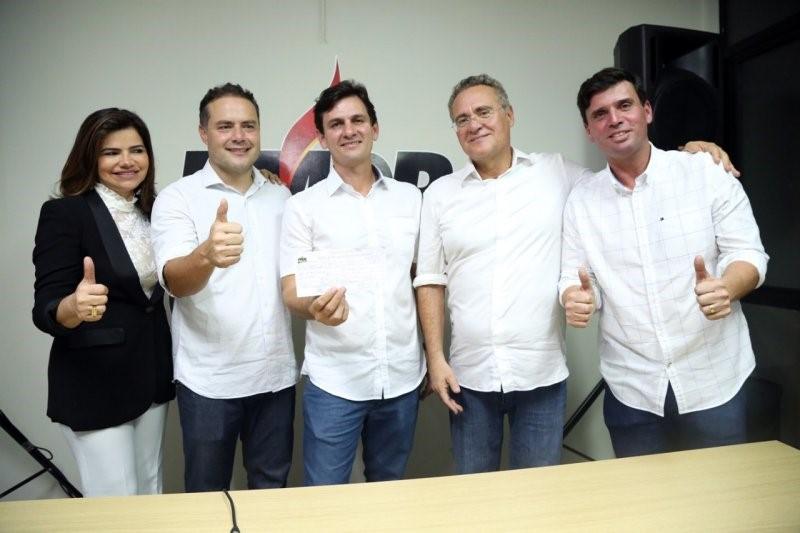 Filiação de Marcelo Beltrão ao MDB torna a sigla ainda mais forte em Alagoas