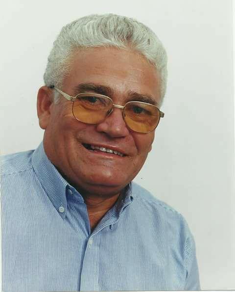 Vereador Manoel Ferreira Barros