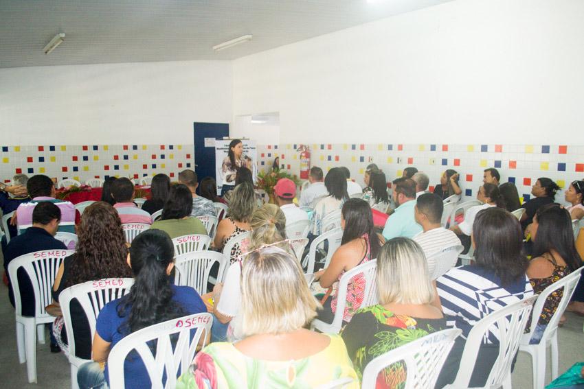Audiência Pública foi realizada no Colégio Inovar.