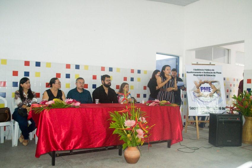 Audiência Pública aborda o Plano Municipal de Educação de Atalaia