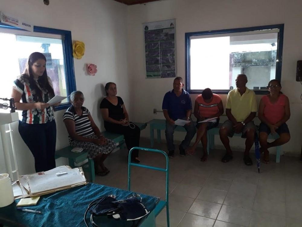 NASF Atalaia: Campanha Janeiro Branco conscientiza população sobre os cuidados com a saúde mental