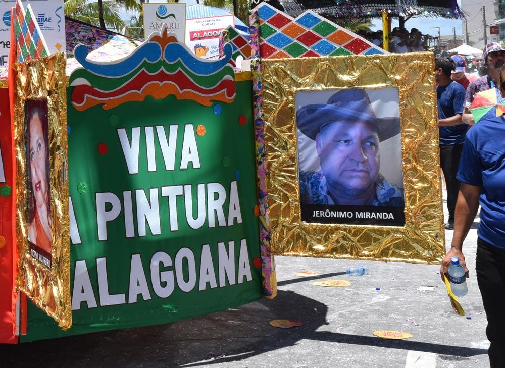 Jerônimo Miranda é um dos artistas homenageados na 20 edição do Pinto da Madrugada