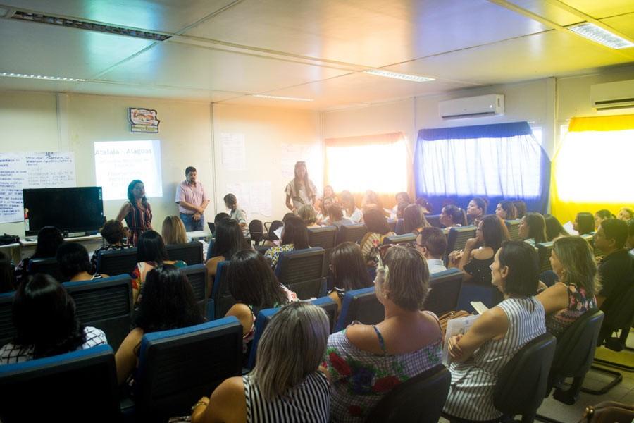 Semed Atalaia mobiliza gestores, coordenadores e professores para a I Jornada Pedagógica de 2019