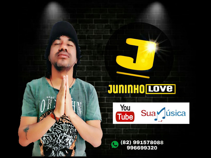 Júnior Rocha inicia carreira solo com lançamento de álbum autoral no YouTube