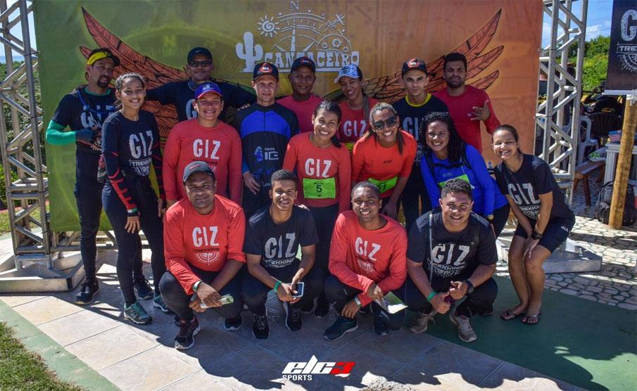Equipes Giz Trekking vem obtendo grande destaque em competições alagoanas e nacionais