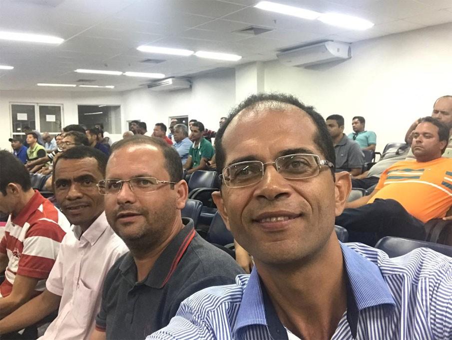 Vereadores de Atalaia acompanham Audiência sobre medida que visa limitar o acesso do Transporte Complementar em Maceió