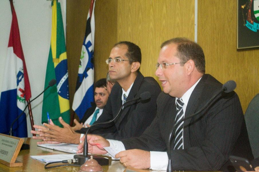 Sessão da Câmara Municipal de Atalaia do dia 09 de Abril de 2019