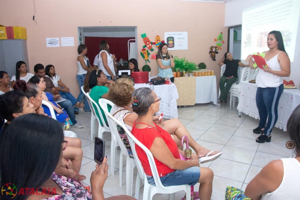 Orientação nutricional é tema de encontro promovido pelo Melhor em Casa com cuidadores de pacientes