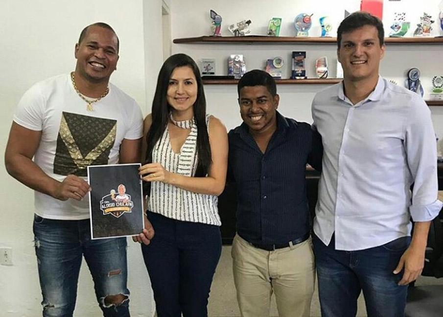1º Copa Aloísio Chulapa de Futebol 7 vai contar com o apoio da Selaj.