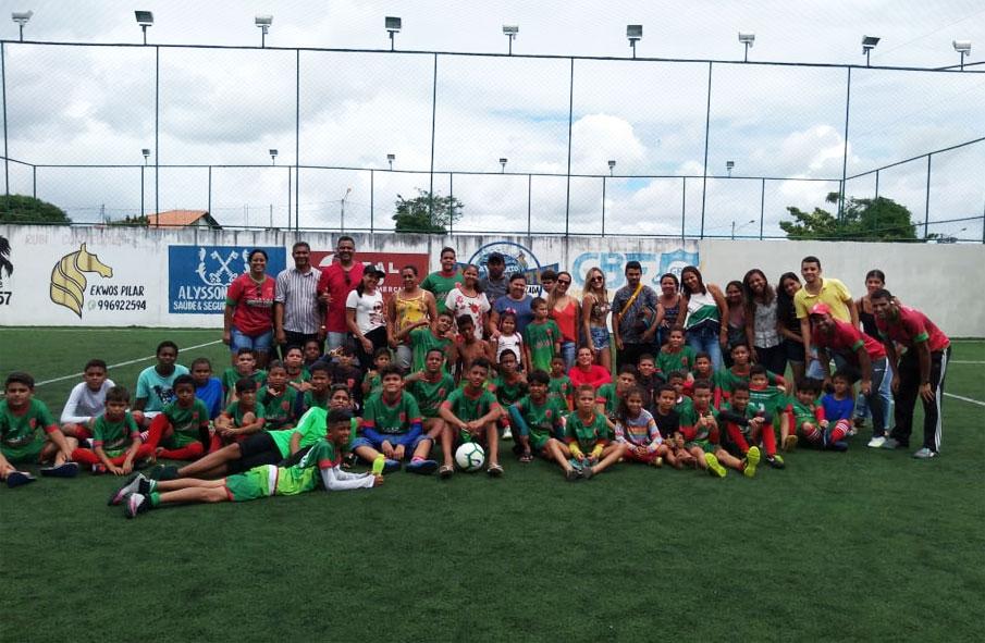 Escolinha de Futebol Arena Santo Amaro