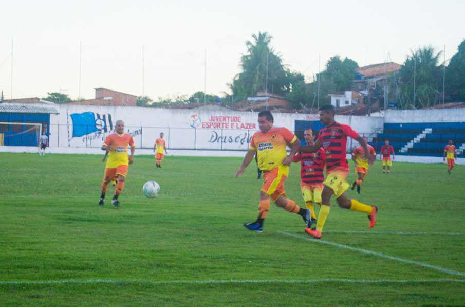 Sport Santo Antônio perdeu a chence de se tornar lider da competição.