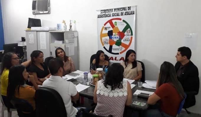 Reunião discutiu o edital da Eleição Unificada do Conselho Tutelar.