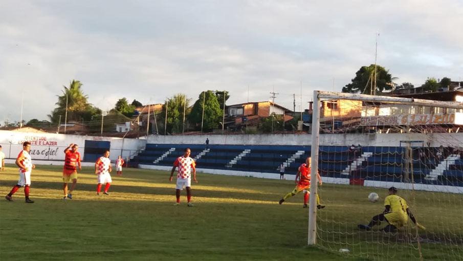 5ª rodada do Atalaiense de Futebol Master.
