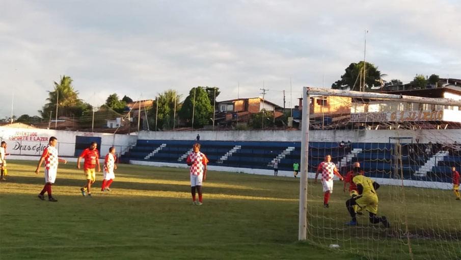 Girador vence o Sport Santo Antônio e é o novo líder do Atalaiense de Futebol Master