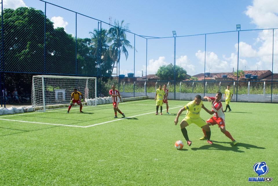 Grandes jogos marcam a abertura da 1ª Copa Aloísio Chulapa de Futebol 7