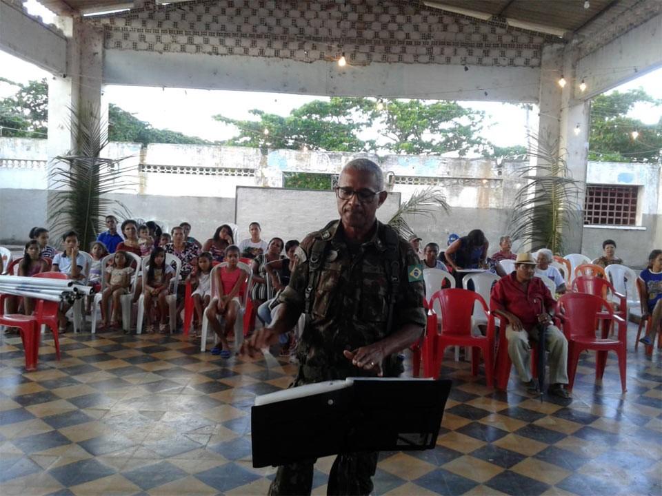 Fundação Amadeu Inácio realiza reunião informativa sobre as ações desenvolvidas em seus projetos