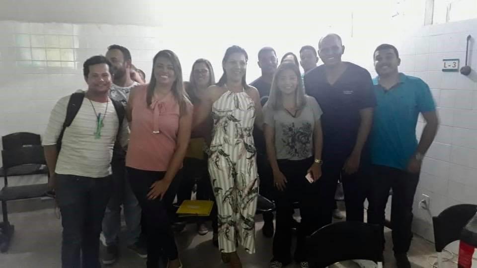 Servidores do Hospital João Lyra Filho participam de curso de atualização em feridas e tipos de coberturas