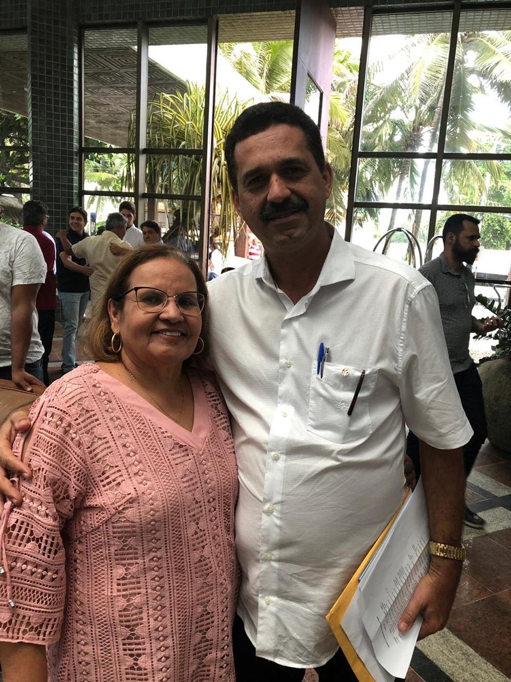 Vereadora Maria da Comesa participa da Convenção dos Progressistas em Alagoas