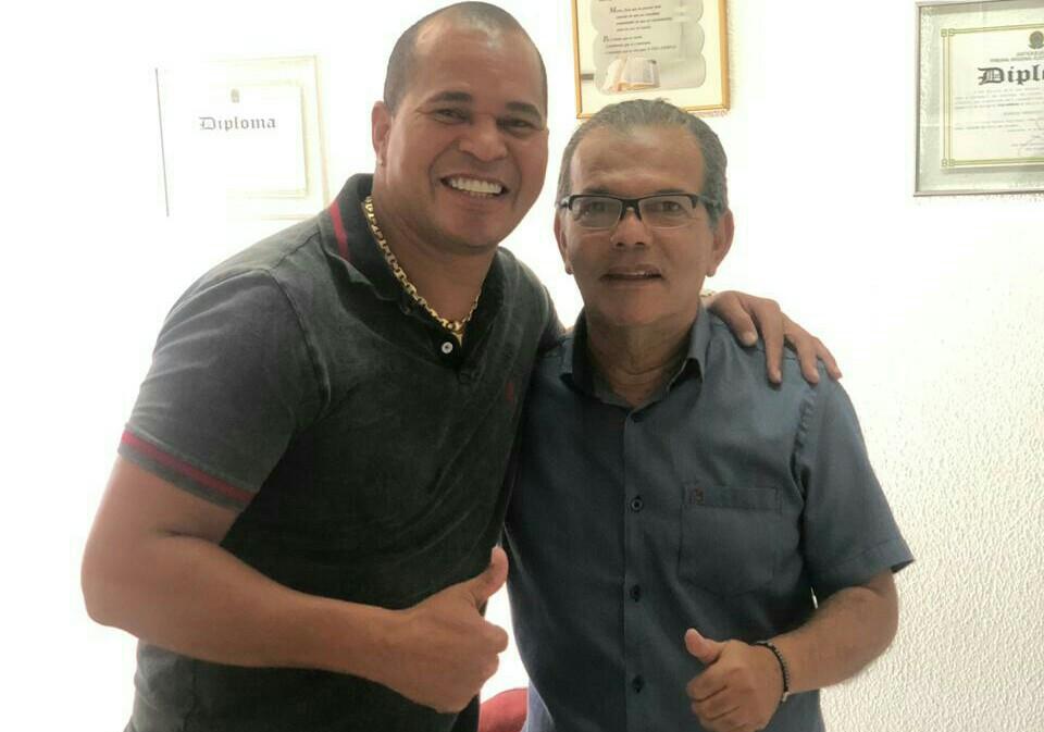 Aloísio Chulapa e Chico Vigário.