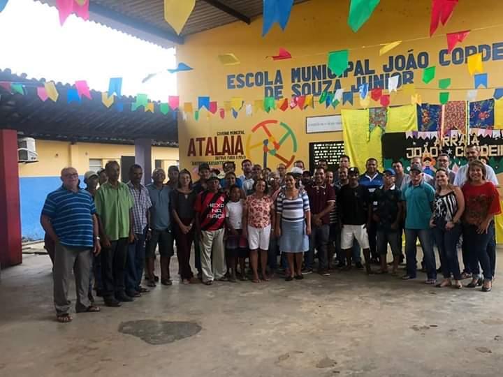 Agricultores do Distrito Ouricuri participam de consultoria do Programa Cidade Empreendedora.