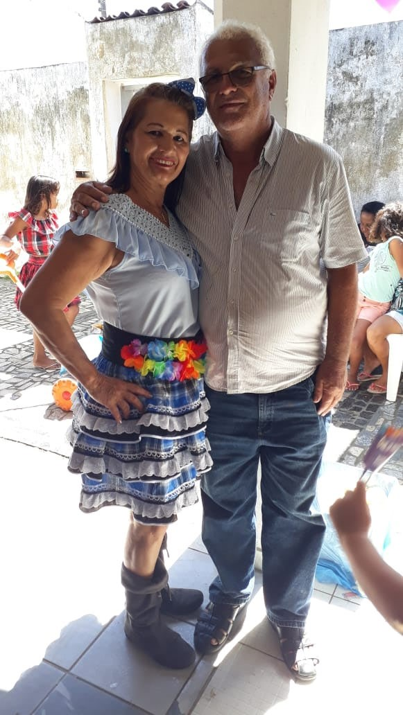 Vereadora Neide Miranda e funcionários da UBS José Paulino realizam Festa Junina para usuários e comunidade