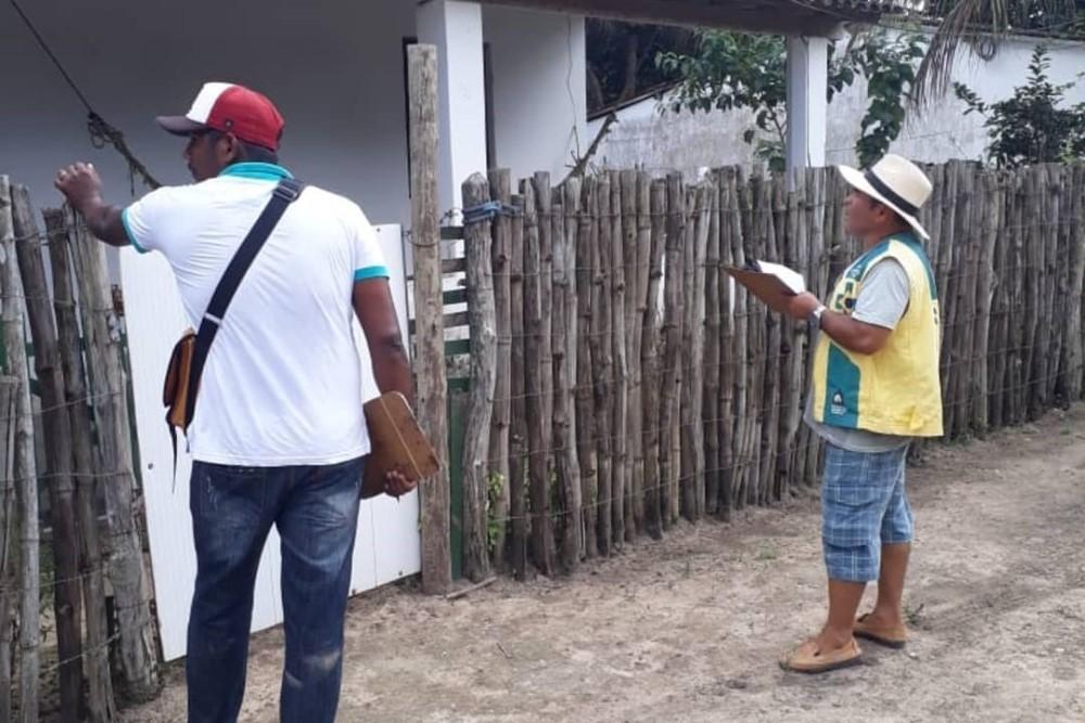 Agentes de Endemias intensificam ações de combate ao Aedes Aegypti em Atalaia