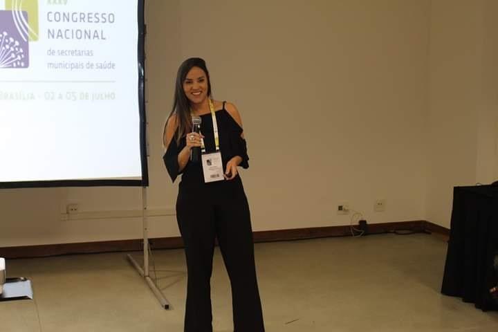"""Com o trabalho """"Circuito Eu Sou SUS Pré-Natal"""" Atalaia participa da 16ª Mostra Brasil Aqui Tem SUS"""